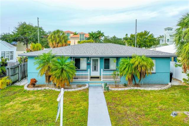117 73RD AVE, St Pete Beach, FL 33706 (MLS #U8072174) :: Lockhart & Walseth Team, Realtors