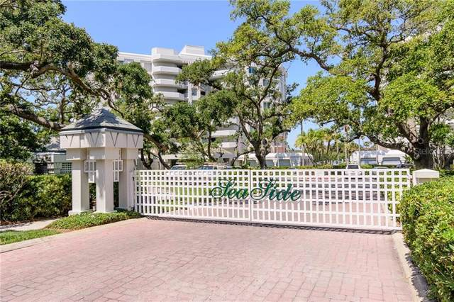 1 Seaside Lane #101, Belleair, FL 33756 (MLS #U8074181) :: Zarghami Group