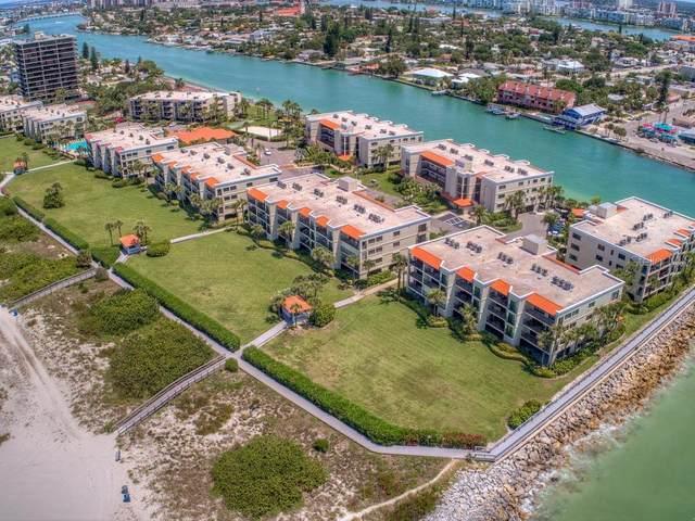 7434 Bayshore Drive #204, Treasure Island, FL 33706 (MLS #U8074562) :: Griffin Group