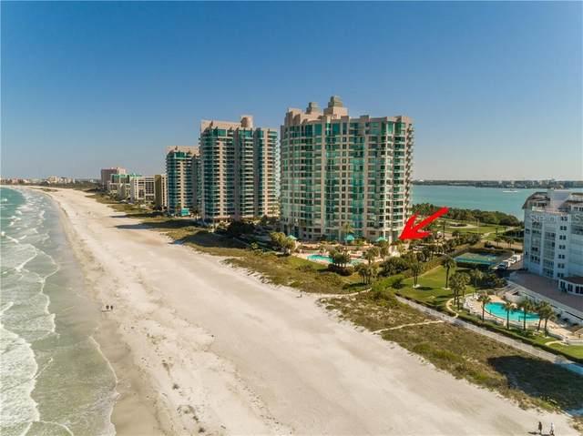 1560 Gulf Boulevard #207, Clearwater, FL 33767 (MLS #U8077029) :: The Light Team