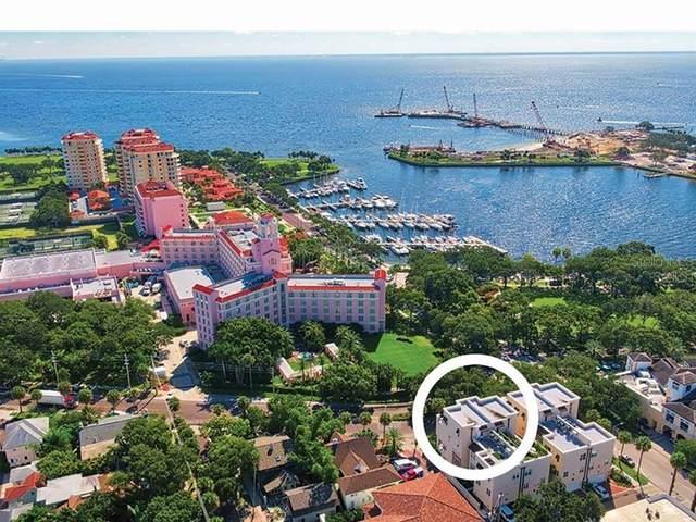 524 Beach Drive NE, St Petersburg, FL 33701 (MLS #U8078714) :: Charles Rutenberg Realty