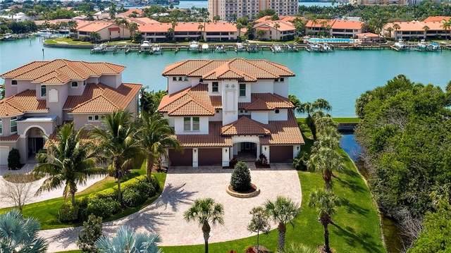 25 Bayfront Court S, St Petersburg, FL 33711 (MLS #U8082339) :: Zarghami Group