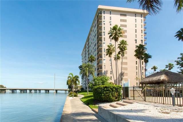 5220 Brittany Drive S #207, St Petersburg, FL 33715 (MLS #U8082588) :: Homepride Realty Services