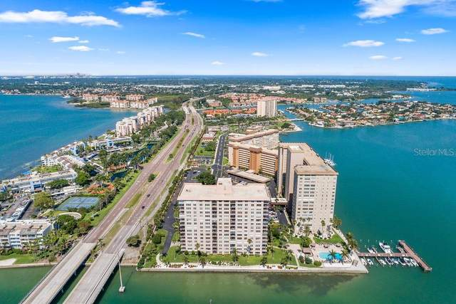 5220 Brittany Drive S #1009, St Petersburg, FL 33715 (MLS #U8083606) :: Homepride Realty Services