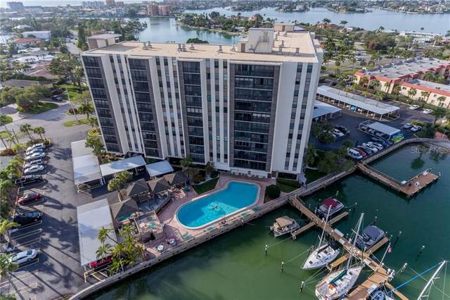 10355 Paradise Boulevard #214, Treasure Island, FL 33706 (MLS #U8084418) :: Alpha Equity Team