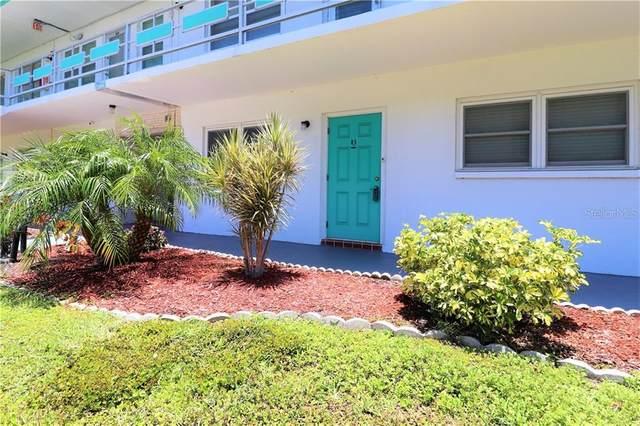 6050 21ST Street N #5, St Petersburg, FL 33714 (MLS #U8086307) :: The Duncan Duo Team