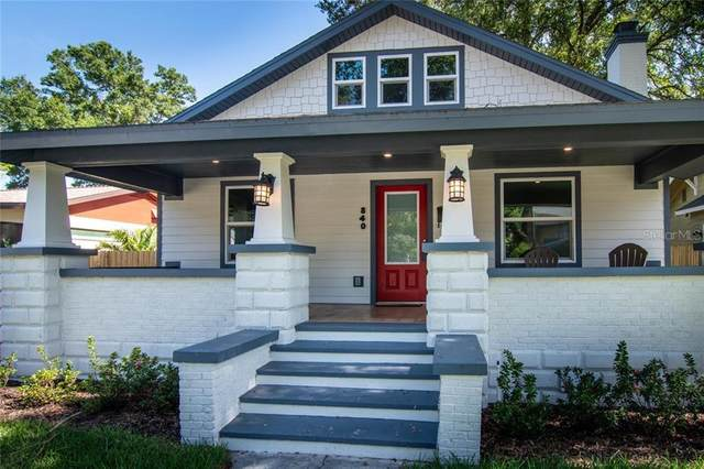 840 23RD Avenue N, St Petersburg, FL 33704 (MLS #U8087338) :: Lockhart & Walseth Team, Realtors