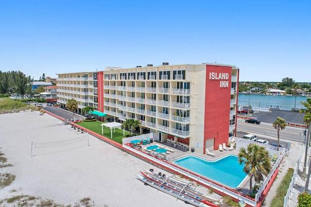 9980 Gulf Boulevard #303, Treasure Island, FL 33706 (MLS #U8088525) :: Team Buky