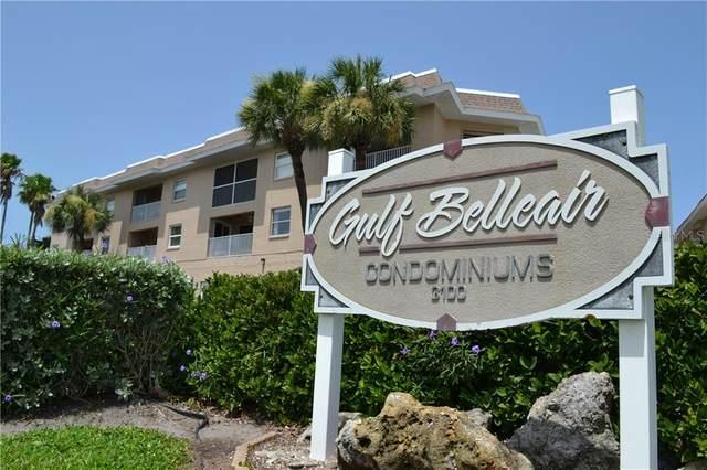 3100 Gulf Boulevard #211, Belleair Beach, FL 33786 (MLS #U8088917) :: Heckler Realty