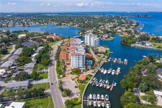 1325 Snell Isle Boulevard NE #310, St Petersburg, FL 33704 (MLS #U8090482) :: Globalwide Realty