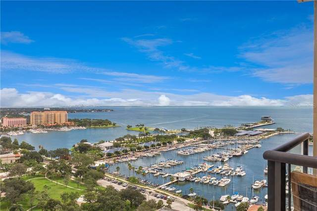 1 Beach Drive SE #2114, St Petersburg, FL 33701 (MLS #U8092336) :: Dalton Wade Real Estate Group