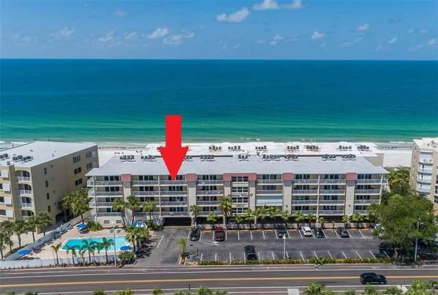 19610 Gulf Boulevard #403, Indian Shores, FL 33785 (MLS #U8093444) :: Premium Properties Real Estate Services