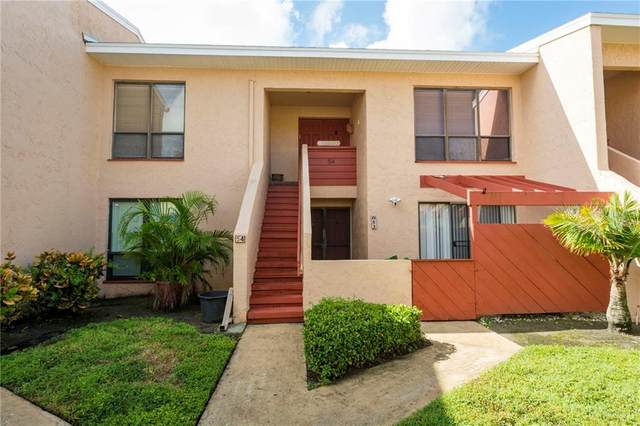 1 Windrush Boulevard #54, Indian Rocks Beach, FL 33785 (MLS #U8096027) :: RE/MAX Marketing Specialists
