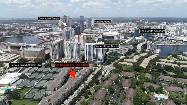 501 Knights Run Avenue #1222, Tampa, FL 33602 (MLS #U8096901) :: Team Pepka