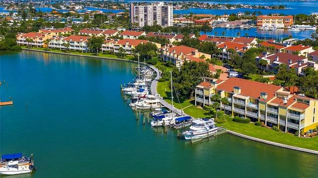 511 Sandy Hook Road #511, Treasure Island, FL 33706 (MLS #U8099162) :: The Duncan Duo Team