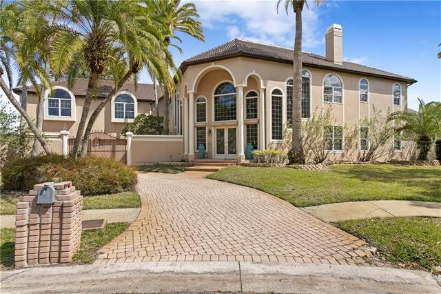 3025 Oakmont Drive, Clearwater, FL 33761 (MLS #U8101663) :: Griffin Group