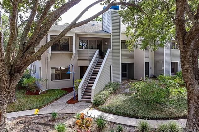 10626 Longwood Drive #102, Seminole, FL 33777 (MLS #U8103579) :: The Light Team