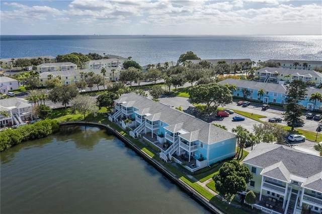 5162 Salmon Drive SE D, St Petersburg, FL 33705 (MLS #U8104770) :: Everlane Realty