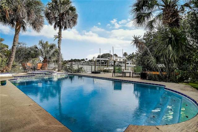 309 La Hacienda Drive, Indian Rocks Beach, FL 33785 (MLS #U8104899) :: Lockhart & Walseth Team, Realtors
