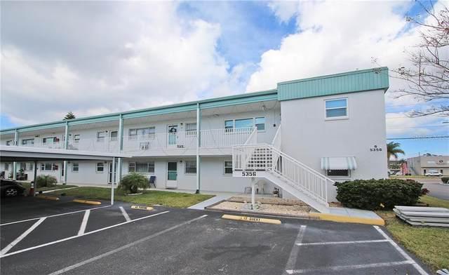 5356 81ST Street N #19, St Petersburg, FL 33709 (MLS #U8106560) :: Gate Arty & the Group - Keller Williams Realty Smart