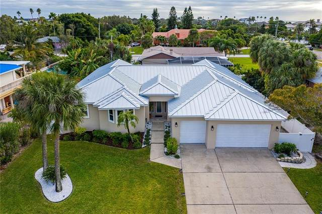 102 16TH Street, Belleair Beach, FL 33786 (MLS #U8107863) :: Team Borham at Keller Williams Realty
