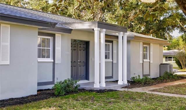 1641 Jeffords Street, Clearwater, FL 33756 (MLS #U8108669) :: Pepine Realty