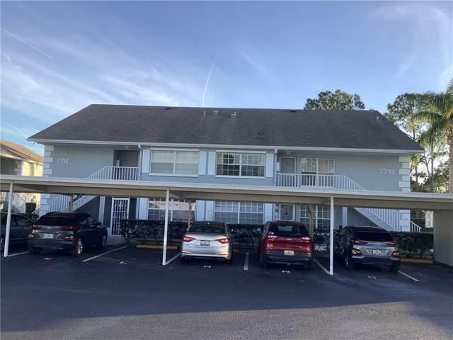 7712 Hillside Court #201, Hudson, FL 34667 (MLS #U8110498) :: Dalton Wade Real Estate Group