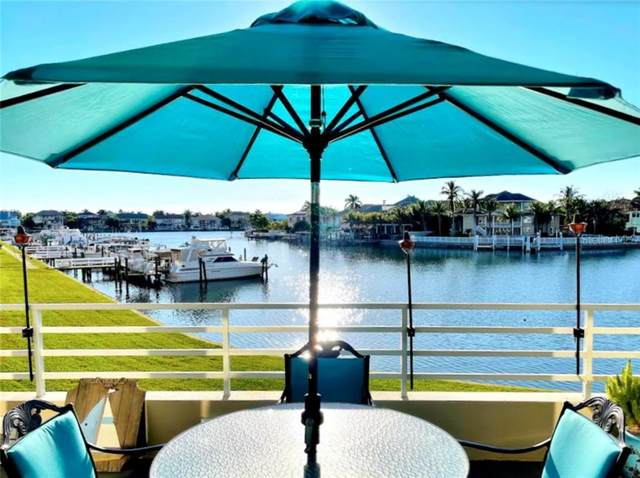 6240 Kipps Colony Court S #101, Gulfport, FL 33707 (MLS #U8113895) :: Baird Realty Group