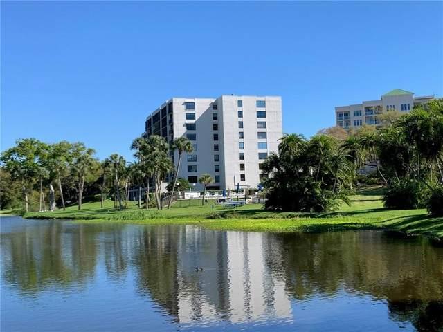 220 Belleview Boulevard #812, Belleair, FL 33756 (MLS #U8115169) :: Delta Realty, Int'l.