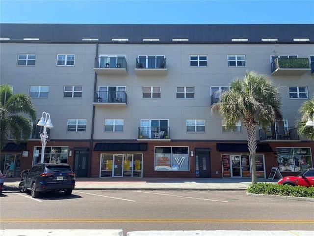 1010 Central Avenue #102, St Petersburg, FL 33705 (MLS #U8119746) :: Visionary Properties Inc