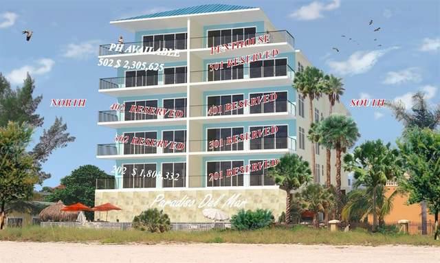 19738 Gulf Boulevard 402-N, Indian Shores, FL 33785 (MLS #U8121533) :: Realty One Group Skyline / The Rose Team