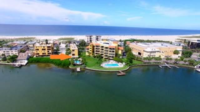 10301 Gulf Boulevard #202, Treasure Island, FL 33706 (MLS #U8121974) :: Medway Realty