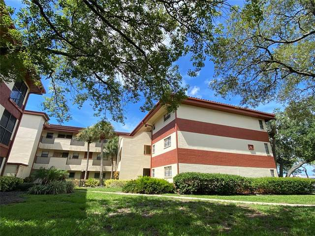 2650 Countryside Boulevard A102, Clearwater, FL 33761 (MLS #U8128467) :: The Nathan Bangs Group