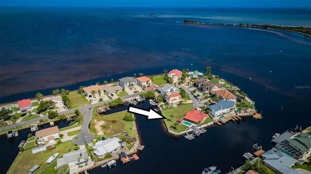 3067 Gulf Winds Circle, Hernando Beach, FL 34607 (MLS #U8129691) :: Zarghami Group
