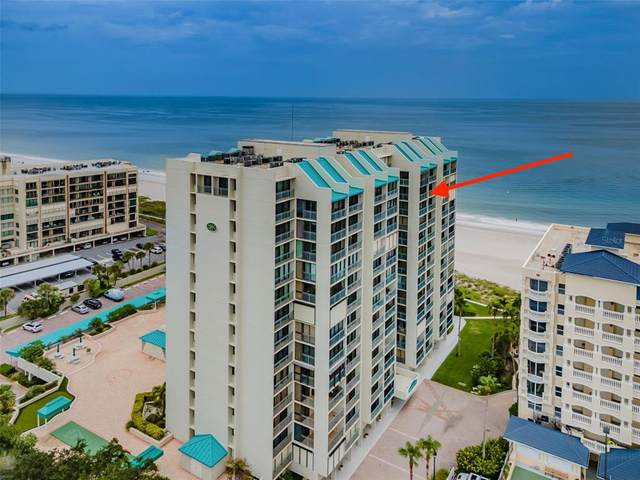 1390 Gulf Boulevard #1204, Clearwater, FL 33767 (MLS #U8130497) :: CGY Realty