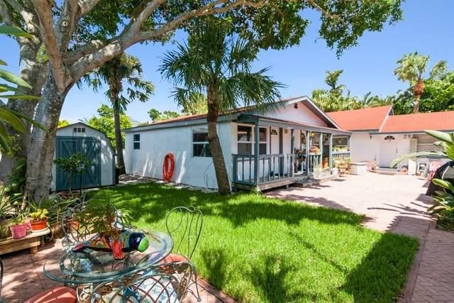 13135 4TH Street E, Madeira Beach, FL 33708 (MLS #U8132613) :: Everlane Realty