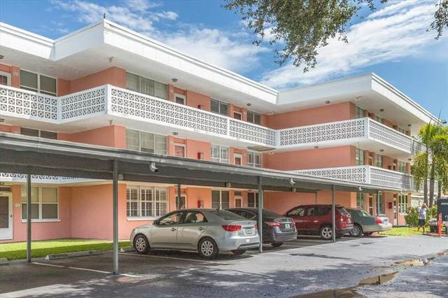 4720 Locust Street NE #306, St Petersburg, FL 33703 (MLS #U8135450) :: Zarghami Group