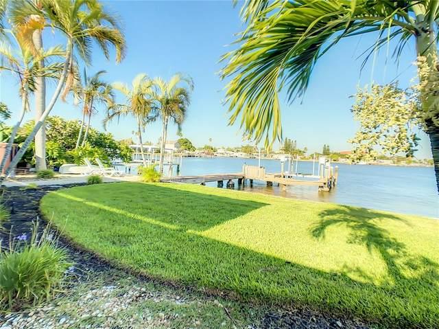 558 Crystal Drive, Madeira Beach, FL 33708 (MLS #U8137641) :: RE/MAX Local Expert