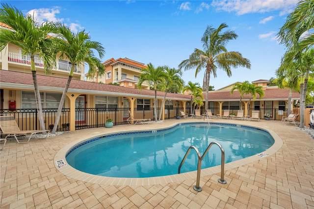 17505 Gulf Boulevard #6, Redington Shores, FL 33708 (MLS #U8138432) :: Lockhart & Walseth Team, Realtors