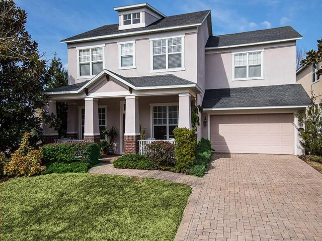 125 Ivydale Manor Drive, Deland, FL 32724 (MLS #V4722340) :: The Lockhart Team