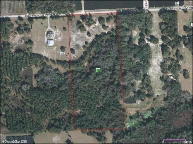 525 Raulerson Road, Seville, FL 32190 (MLS #V4723237) :: Mark and Joni Coulter | Better Homes and Gardens