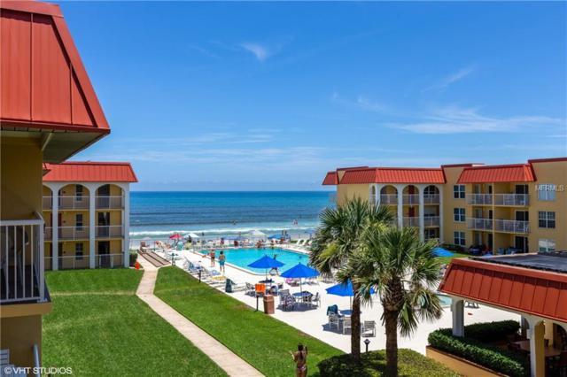 3801 S Atlantic Avenue #310, New Smyrna Beach, FL 32169 (MLS #V4901535) :: The Duncan Duo Team
