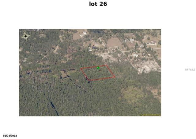 Winchester Lake Drive Lot 26, De Leon Springs, FL 32130 (MLS #V4901755) :: The Duncan Duo Team