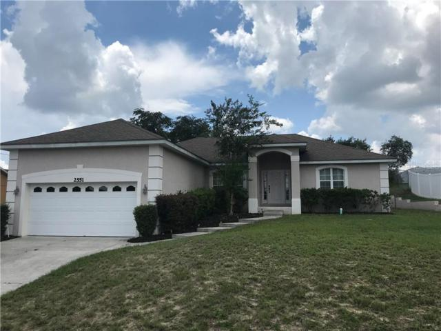 2551 Groveland Avenue, Deltona, FL 32725 (MLS #V4907331) :: Lockhart & Walseth Team, Realtors