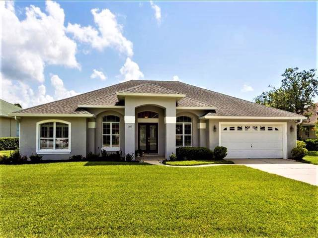 308 Caddie Drive, Debary, FL 32713 (MLS #V4908594) :: GO Realty
