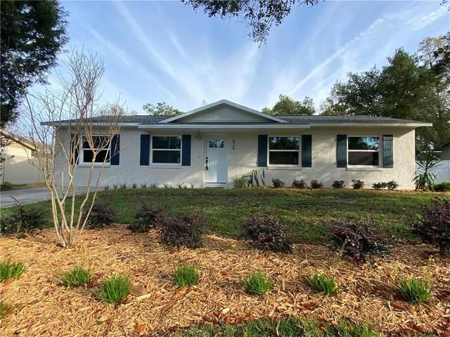 624 W New York Avenue, Lake Helen, FL 32744 (MLS #V4911446) :: Homepride Realty Services