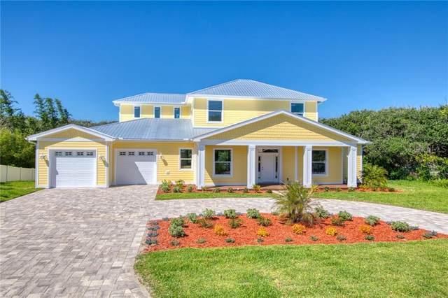12 Mar Azul S, Ponce Inlet, FL 32127 (MLS #V4913145) :: GO Realty
