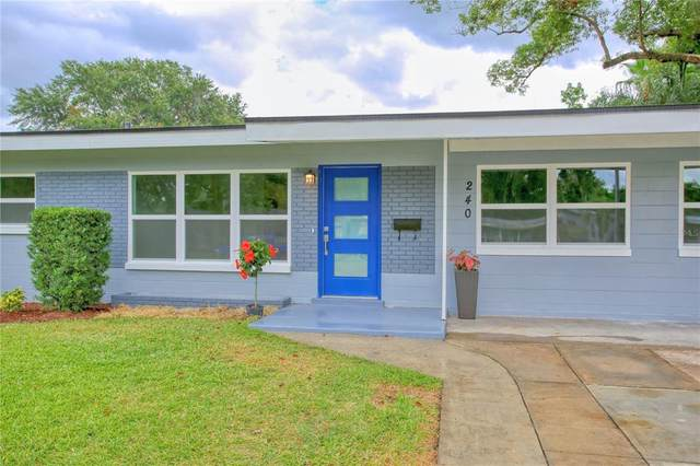 240 Orange Terrace Drive, Winter Park, FL 32789 (MLS #V4919393) :: Alpha Equity Team