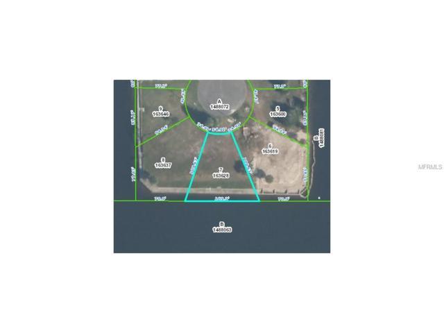 Lot 7 6TH ISLE Drive, Hernando Beach, FL 34607 (MLS #W7430988) :: Griffin Group
