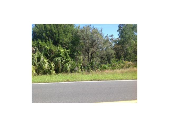13220 Houston Ave Lot 10, Hudson, FL 34667 (MLS #W7603932) :: The Duncan Duo Team